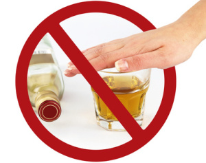 tips on not drinking during the holidays