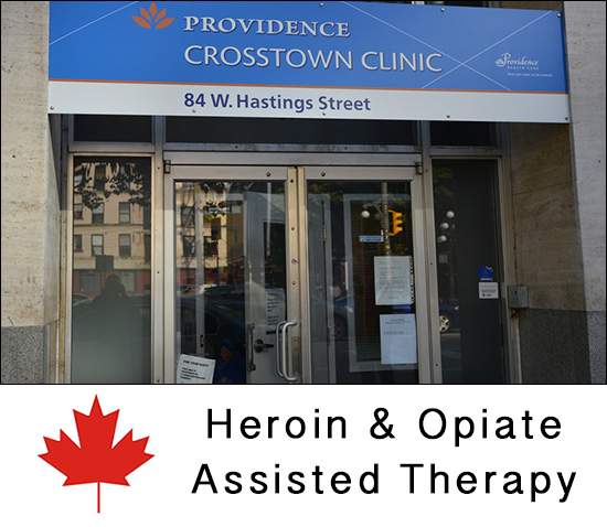 Canada Legalizes Heroin