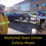 National Teen Driver Safety Week – October 16 to 22, 2016