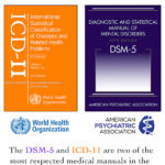 How Are Diseases Classified? Read the DSM-5 and ICD-11