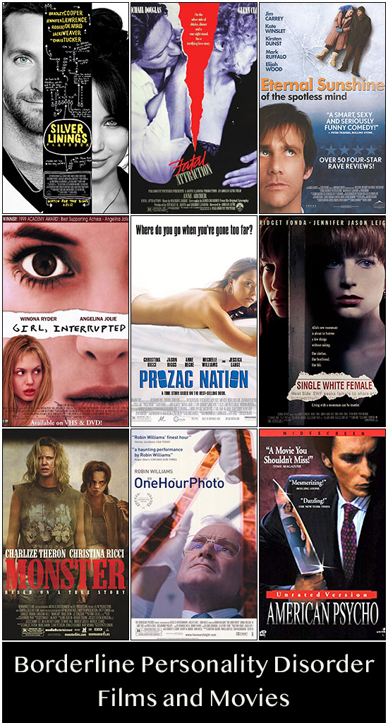 Movies About Borderline Personality Disorder (BPD)