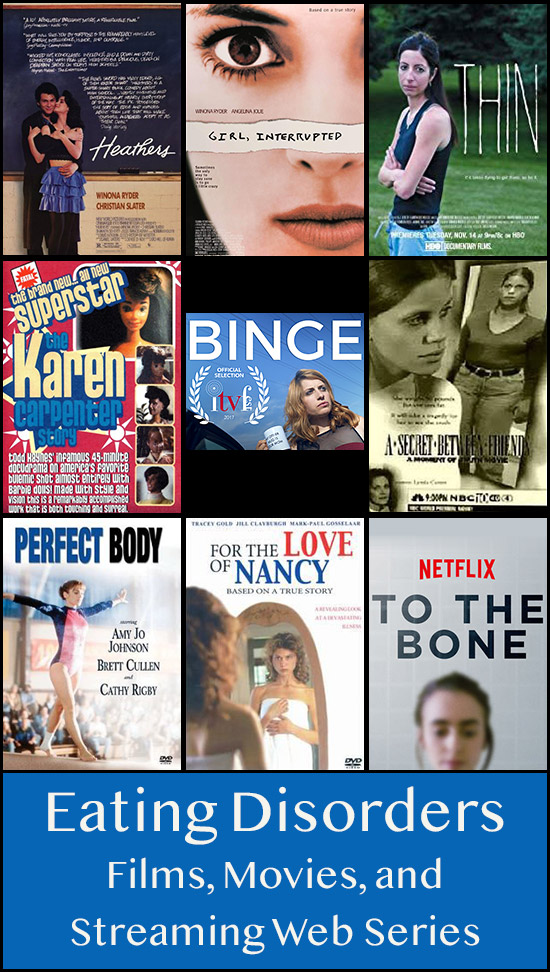 Eating Disorders Movies Films and Streaming Web Series