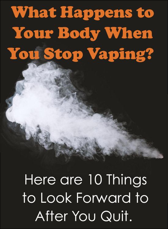 What Happens to Your Body When You Stop Vaping?